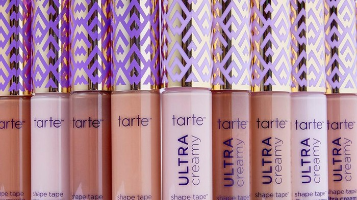 Tarte Cosmetics Rilis Concealer Terbaru untuk Kulit Kering