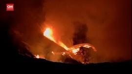 VIDEO: Gunung Kilauea di Hawaii Erupsi, Disertai Gempa 4,4 SR