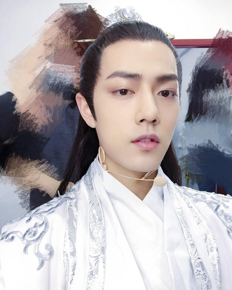 Pria tertampan di dunia Top Beauty World (TB World) 2020