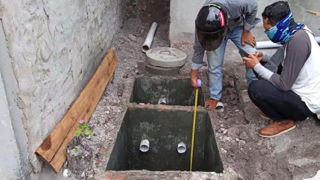 Penanganan sanitasi yang buruk dapat berdampak pada kesehatan masyarakat yang bersumber dari penyebaran waterborne disease, termasuk diare.
