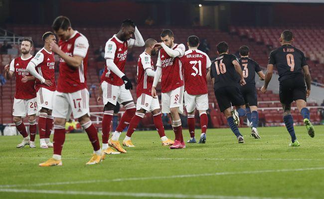 Arsenal Vs Man City The Gunners Dihantui Rekor Buruk