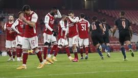 Leicester vs Arsenal, The Gunners Rawan Terpuruk Lagi