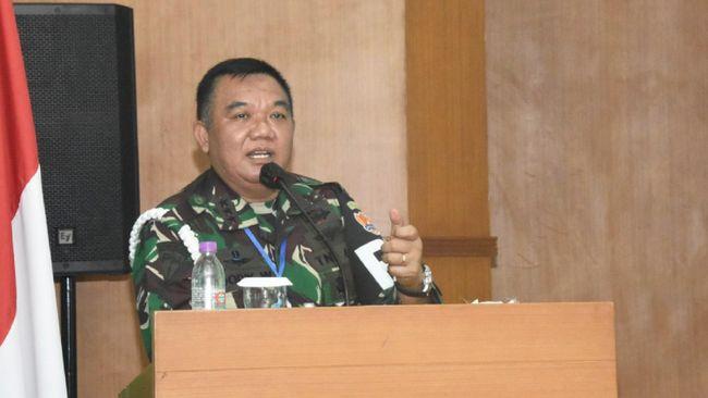Danpuspomad mengatakan sembilan prajurit telah ditetapkan sebagai tersangka, dan pihaknya hingga kini masih melakukan pendalaman terhadap personel lain.