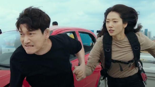 Sinopsis Sisyphus: The Myth episode 5 mengisahkan perpecahan antara Tae-sul dan Seo-hae, Tae-sul mulai jengah dan tidak percaya terhadap apa yang ia alami.