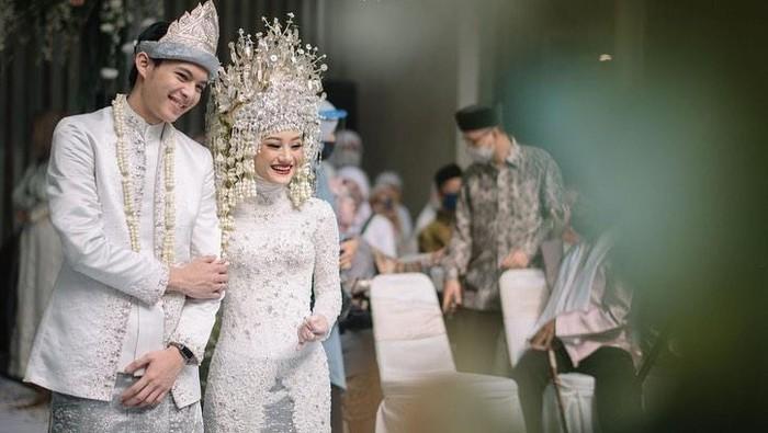 4 Pernikahan Artis dengan Adat Palembang di Tahun 2020