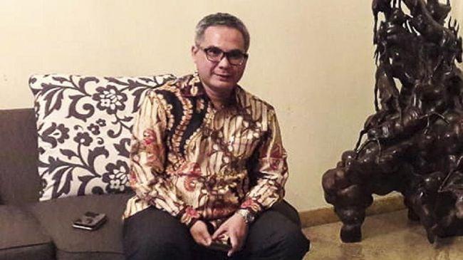 Jokowi menunjuk Bendahara Pengurus Besar Nahdlatul Ulama (PBNU) Harvick Hasnul Qolbi menjadi wamentan mendampingi Syahrul Yasin Limpo.