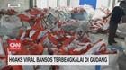VIDEO: Hoaks Viral Bantuan Bansos Terbengkalai di Gudang