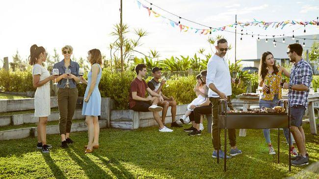 Barbecue atau 'bakar-bakaran' telah lama menjadi salah satu pilihan untuk merayakan tahun baru, seperti apa sejarahnya?