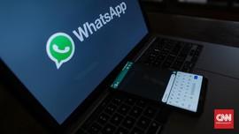 Diterpa Isu Tak Sedap, WhatsApp Kehilangan 1 Juta Pengguna