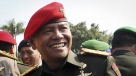 Wamenhan Herindra Minta Arahan Prabowo Usai Dilantik Jokowi