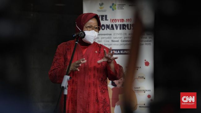 Ketika serah terima jabatan Menteri Sosial, Tri Rismaharini mengungkap proses penutupan lokalisasi prostitusi Dolly saat ia masih sebagai Wali Kota Surabaya.