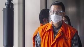 Juliari Batubara dan Puluhan Tahanan KPK Sudah Divaksin Covid