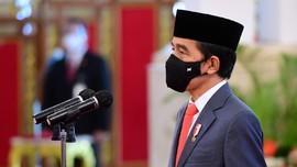 SMRC: 74 Persen Puas Kerja Jokowi, 67 Persen Puas soal Covid