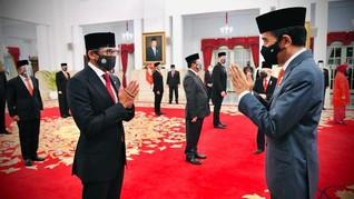 Daftar Wamen Lintas Rezim Terkait Perpres Penghargaan Jokowi