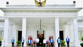 PDIP soal Jaket Biru Menteri: Agar Tak Pakai 'Rompi Oranye'