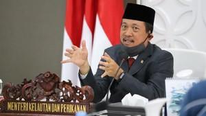 Alasan Menteri Trenggono Akan Larang Ekspor Benur