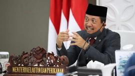 Menteri KKP Tegaskan Ekspor Benih Lobster Masih Disetop