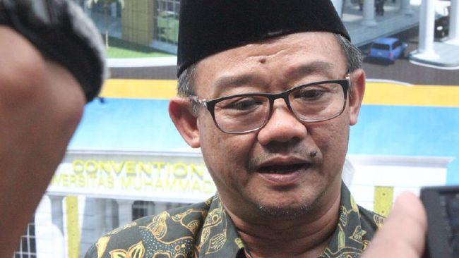 PP Muhammadiyah mengimbau umat Islam tidak perlu resah Joseph Paul Zhang yang mengaku nabi ke-26.