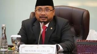 Menag Yaqut Sebut Jokowi Say Hello Lobi Arab soal Ibadah Haji