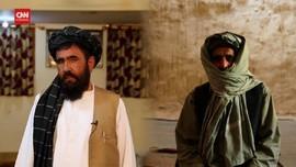 VIDEO: Cerita Prajurit Taliban Pulang ke Kampung Halaman