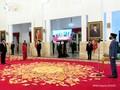 VIDEO: Momen Jokowi Lantik 6 Menteri dan 5 Wamen Baru