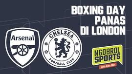 NGOBROL SPORTS: Boxing Day Panas Di London