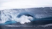 Es di Kutub Hilang 28 Triliun Ton