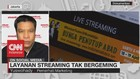 VIDEO: Layanan Streaming Tak Bergeming