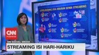 VIDEO: Streaming Isi Hari-Hariku