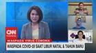 VIDEO: Waspada Covid-19 Saat Libur Natal & Tahun Baru