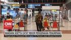 VIDEO: Bandara Soetta Catat Rekor Pergerakan Penumpang