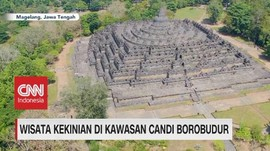 VIDEO: Wisata Kekinian di Kawasan Candi Borobudur