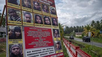 Jejak Berdarah Gembong Teroris Poso Ali Kalora