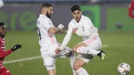 Madrid Kehilangan Dua Gelar dalam Seminggu