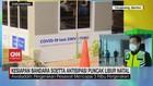 VIDEO: Situasi Terkini Bandara Soetta Jelang Libur Natal