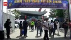 VIDEO: Tes Swab Antigen di KM 19 Tol Japek Dibubarkan