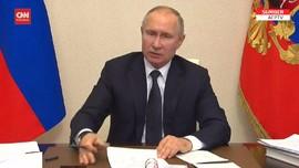 VIDEO: Putin Tak Berharap Hubungan Rusia-AS Berubah