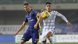 Hasil Liga Italia: Handanovic Blunder, Inter Tetap Menang