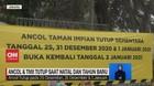 VIDEO: Ancol & TMII Tutup saat Natal dan Tahun Baru