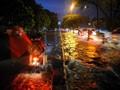 LAPAN: Hujan Makin Berkurang di Jakarta Imbas Vorteks Borneo