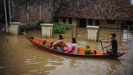 Banjir Terjang Kabupaten Bandung, Ribuan Rumah Terendam