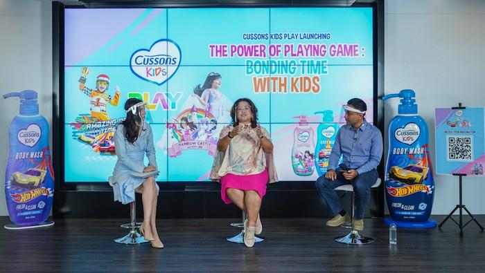 Cussons Kids Meluncurkan Cussons Kids Play, Aplikasi Game Seru Buat si Kecil