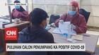 VIDEO: Puluhan Calon Penumpang KA Positif Covid-19