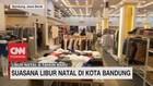 VIDEO: Suasana Libur Natal di Kota Bandung