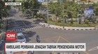 VIDEO: Ambulans Pembawa Jenazah Tabrak Pemotor