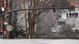 Penyidik Identifikasi Pelaku Tewas saat Ledakan Nashville