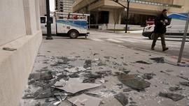 Ledakan Nashville Diduga dari Bom Mobil, Lukai 3 Orang