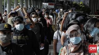 Epidemiolog: Jangan PIkir Mudik Aman Usai Divaksin