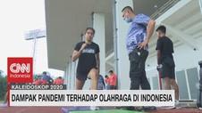 VIDEO: Dampak Pandemi Terhadap Olahraga di Indonesia