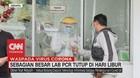 VIDEO: Sebagian Besar Lab PCR Tutup di Hari Libur